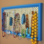 hooks and beads